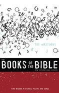 The Writings, Ebook (Niv Book Of The Bible Series) eBook