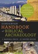 Zondervan Handbook of Biblical Archaeology eBook