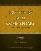 Genesis (#01 in Expositor's Bible Commentary Revised Series) eBook