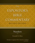 Numbers (#02 in Expositor's Bible Commentary Revised Series) eBook