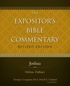 Joshua (#02 in Expositor's Bible Commentary Revised Series) eBook