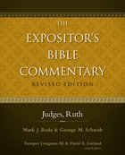 Judges, Ruth (#02 in Expositor's Bible Commentary Revised Series) eBook
