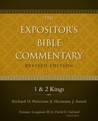 1 and 2 Kings (#03 in Expositor's Bible Commentary Revised Series) eBook