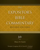 Job (#04 in Expositor's Bible Commentary Revised Series)