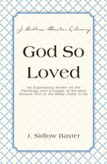 God So Loved eBook