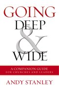 Going Deep and Wide eBook