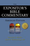 The Old Testament (Expositor's Bible Commentary Series) eBook