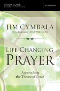 Life-Changing Prayer Study Guide eBook