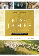The King James Study Bible, Ebook, Full-Color Edition eBook