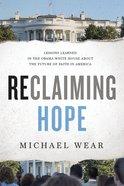 Reclaiming Hope eBook