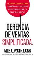 Gerencia De Ventas. Simplificada. eBook