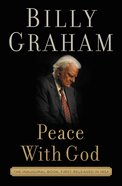 Peace With God eBook