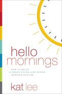 Hello Mornings eBook