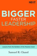 Bigger, Faster Leadership eBook