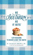 As Southern as It Gets eBook