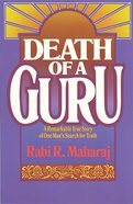 Death of a Guru eBook