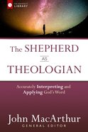 The Shepherd as Theologian eBook