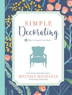 Simple Decorating eBook