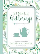 Simple Gatherings eBook