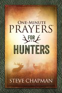 One-Minute Prayers For Hunters eBook
