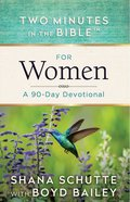 For Women (Two Minutes In The Bible Series) eBook