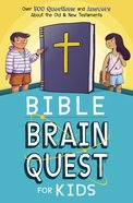 Bible Brain Quest For Kids eBook
