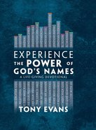 Experience the Power of God's Names eBook