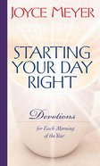 Starting Your Day Right eBook