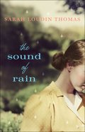 The Sound of Rain (#04 in Appalachian Blessings Series) Hardback