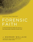 Forensic Faith eBook