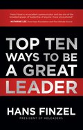 Top Ten Ways to Be a Great Leader eBook