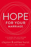 Hope For Your Marriage eBook