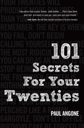 101 Secrets For Your Twenties eBook