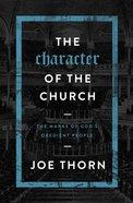 The Character of the Church eBook