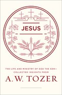 Jesus (Aw Tozer Collected Insights Series) eBook