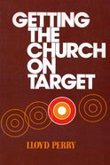 Getting the Church on Target eBook