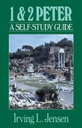 First & Second Peter- Jensen Bible Self Study Guide (Self-study Guide Series) eBook
