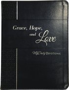 Grace, Hope, and Love (365 Daily Devotions Series) eBook