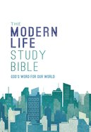 The Modern Life Study Bible eBook