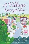 A Village Deception (#15 in Turnham Malpas Series) eBook