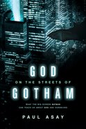 God on the Street of Gotham eBook