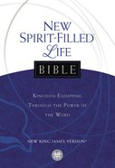 NKJV New Spirit Filled Life Bible