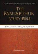 NASB Macarthur Study eBook