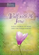 Walk With Me Jesus eBook