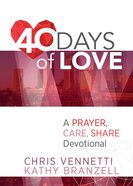 40 Days of Love eBook