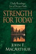 Daily Readings For Deeper Faith: Strength For Today eBook