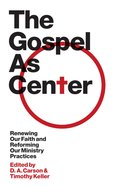The Gospel as Center eBook