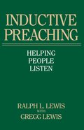 Inductive Preaching eBook