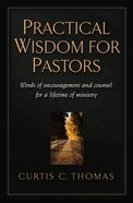 Practical Wisdom For Pastors eBook