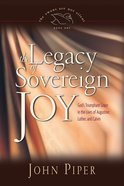 The Legacy of Sovereign Joy (#1 in Swans Are Not Silent Series) eBook